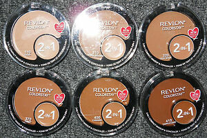 Revlon ColorStay 2-In-1 Compact Makeup & Concealer  (Choose Your Color)  (New)