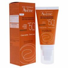Avene SUN CARE Cream TINTED Sunscreen SPF50+, 50ml, 1.7oz