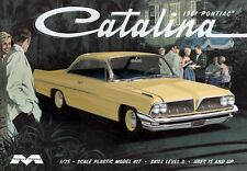 MOEBIUS 1961 PONTIAC CATALINA NEW ISSUE!! 1/25 Model Car Mountain FS In Stock