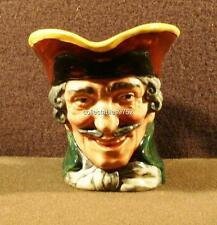 D6128 Royal Doulton character jug Dick Turpin (Pistol Handle)