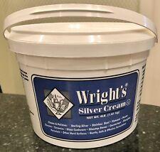 4# tub, Wright's Silver Cream, Polish