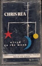 K 7  AUDIO  (TAPE)  CHRIS REA *WIRED TO THE MOON*  (NEUVE SCELLEE)