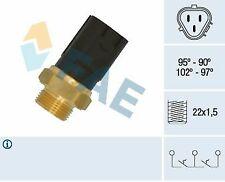 FAE (38185) Temperaturschalter, Kühlerlüfter für AUDI MERCEDES SEAT SKODA VW