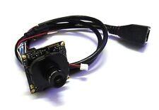 HD 2.8mm lens IRCUT IP Camera Module 720P 1.0MP CCTV IPC PCB Main Board Hi3518E