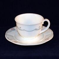 Villeroy & Boch Florina Kaffeetasse mit Untertasse neuwertig
