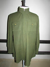 Red army gimnastiorka blouse winter cloth shirt commander red army sample 1938
