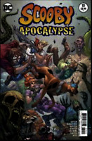 Scooby Apocalypse #10 DC COMICS COVER B 2017 Paquette Variant