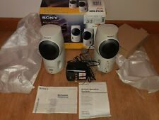 Sony SRS-PC35 Active Speaker System *Working* Multiple Use