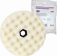"3M Perfect-It Foam Compounding Pad White 6"" 150mm 33284"