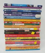 Lot of 25 Childrens Kids Teachers Early Chapter Readers PB Books Free Shipping