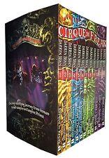 The Saga of Darren Shan 12 Books Collection Set Cirque du Freak Children Pack