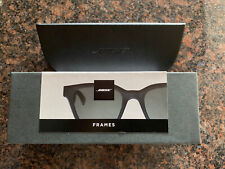Bose Frames Alto Audio Sunglasses, Size M/L, Black - New/Opened Box