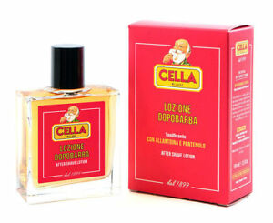 Cella Luxury After Shave Lotion 100 ml Splash Soothing Moisturising