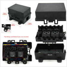 21 Way Fuse Block Relay Fuse Holder Box With Terminals Fit For Car Truck Boat