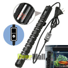 46.5cm 500W Aquarium Heater Submersible Fish Tank Water Adjustable 110V 50-60HZ