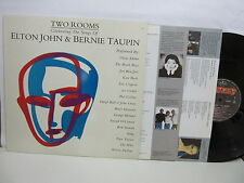 Two Rooms - Celebrating The Songs Of Elton John & Bernie Taupin -2xLP - VG+/EX+