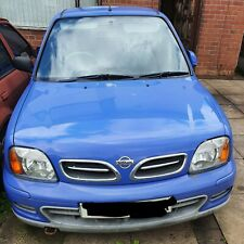 Nissan Micra K11 Breaking. Heater Fan. Other parts available.