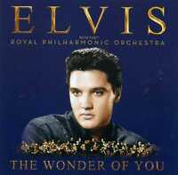 ELVIS PRESLEY & THE ROYAL PHILHARMONIC ORCHESTRA - THE WONDER OF YOU CD **NEW**
