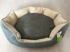 PET BED ROUND SOFT STYLE 75*70*14CM