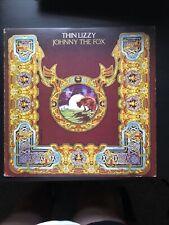 Thin Lizzy Johnny The Fox Vinyl LP 1976 Vertigo9102 012(Bilbo)