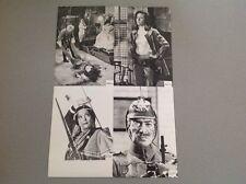 CHAPEAU MELON ET BOTTES DE CUIR (The AVENGERS) : MONTAGE 4 PHOTOS 18x24cm