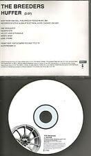 Pixies THE BREEDERS Huffer 2002 USA PROMO Radio DJ CD single MINT the Amps
