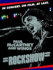 PAUL MCCARTNEY AND WINGS - ROCKSHOW NEW DVD