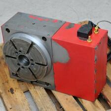 Haas Hrt 310 Rotary Table 310mm 12 Diameter 17 Pin Connector 4th Axis