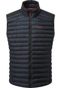 Rab Cirrus Size XL Mens Vest (Beluga)