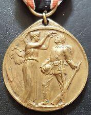 ✚7635✚ German WW1 Honorary World War Medal of German Legion of Honour Iron Cross