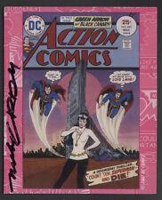 SIGNED Nick Cardy Action Comics #445 Art Magnet ~ Superman& Lois Lane