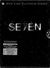 Seven DVD 2000 2-Disc PLATINUM SERIES BRAND NEW SEALED FREE SHIPPING TRACK US