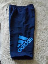 Men's adidas shorts/pants climalite, size M, navy blue, brand new