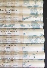 Laura Ashley Summer Palace Off White Duck Egg Blue wallpaper rolls Price Pr Roll