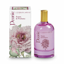 L'ERBOLARIO Acqua di Profumo  PEONIE Peony 50ml Eau de Parfum by Lerbolario