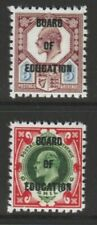 A Nice Selection Of 2 Kevii Board Of Education Forgeries Mnh