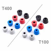 Hot 3 pair Memory Foam Earbuds Earmuffs T100 To T400 Eartips for In-Ear Earphone