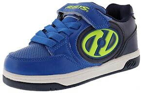 HEELYS KID'S PLUS X2 LITTLE KIDS / BIG KIDS HOOK & LOOP LIGHTED SKATE SHOES