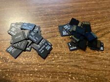 4gb MicroSD Cards - Various Brands - Lot of 27