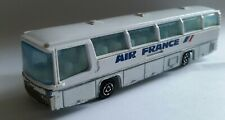 Bus Car miniature  Air France Majorette Neoplan N 375 made in France