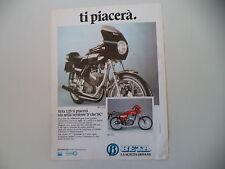 advertising Pubblicità 1980 MOTO BETA 125 SC/S