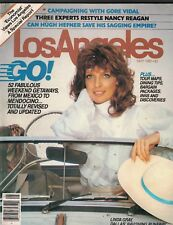 Vidal in magazine back issues ebay los angeles magazine may 1982 hugh hefner linda gray gore vidal nancy reagan fandeluxe Image collections