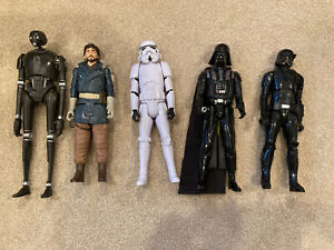 Hasbro Star Wars Rogue One  Action Figure Lot 12inch Figures