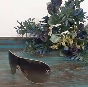 CHANEL Vintage Gradiet Leses Sunglasses With Stones 4122-B c.304/13