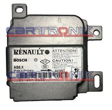 Calculateur AIRBAG RENAULT CLIO 2 II 0285001537 8200375763 AB8.X