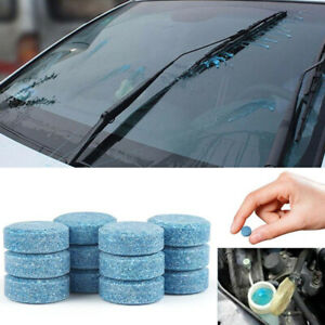 50X Cleaning Effervescent Tablets Car Windshield/Wipers/Washing Machine Cleaner