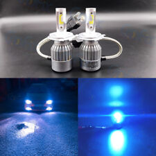2 Pack H4 9003 8000K Ice Blue 8000LM CREE LED Headlight Bulbs Lamp High&Low Beam
