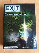 Kosmos Exit Die vergessene Insel Fortgeschrittene Neuwertig