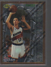 STEVE NASH 1996-97 FINEST ROOKIE CARD #75