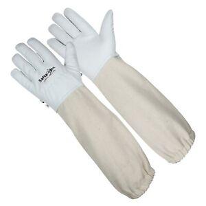 Beekeeping Gloves ~ Beekeepers Gloves ~ Sting Proof Gloves ~ gardening Gloves